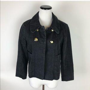 Philip Lim 3.1 Blazer Jacket Peter Pan Collar